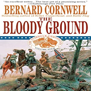 Bloody Ground Audiobook