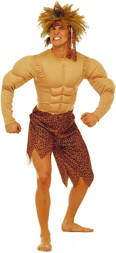 Disfraz TARZAN Jungelman lajungla disfraz de plátano muscular de ...