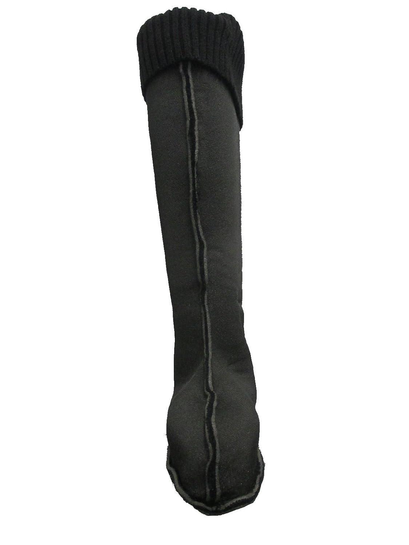 Ralph Migel Black Woman Foam//Fleece Boot Liners