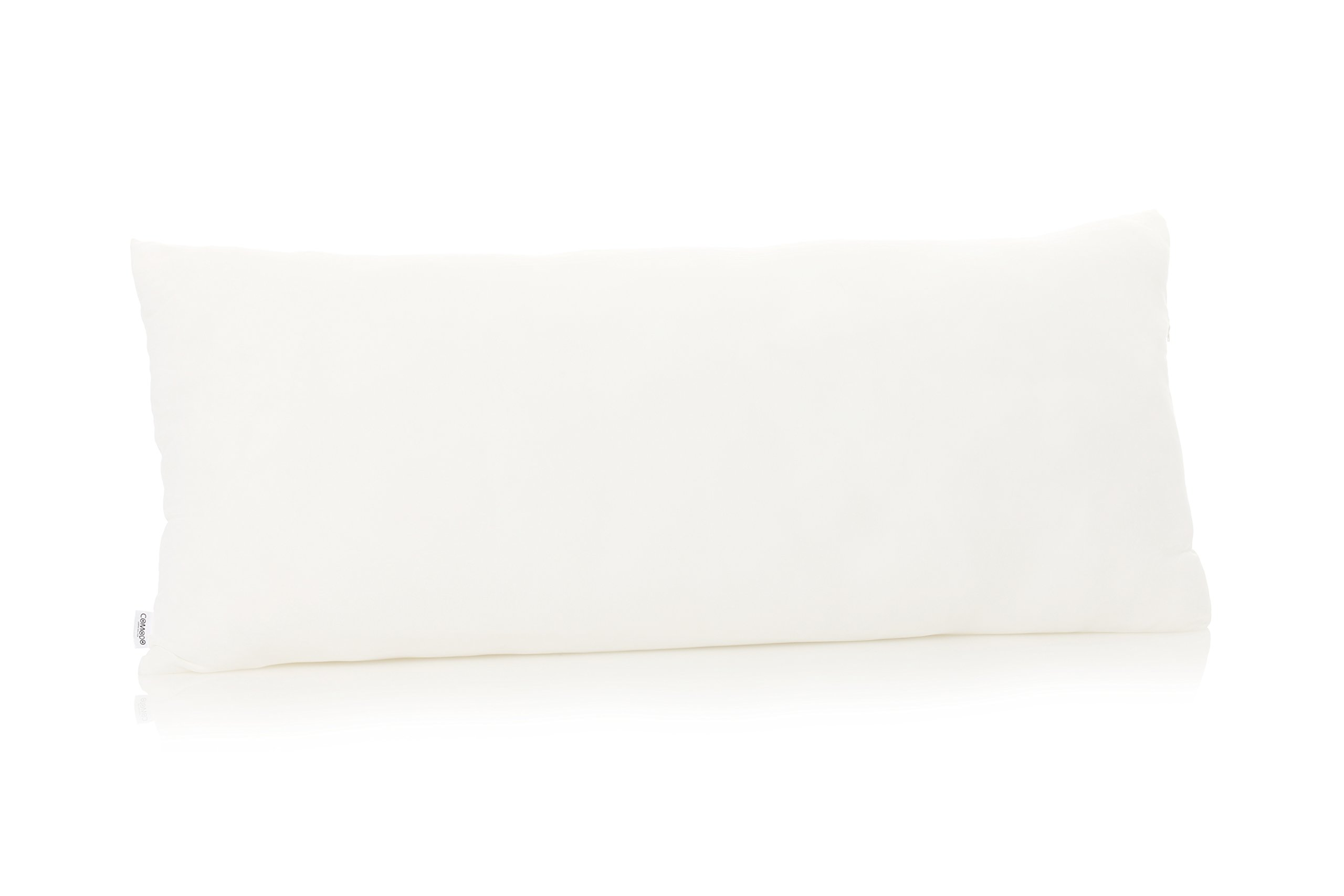 COMODO Original Pillows King Size Pillow Insert CMM2040 Proprietary Blend of Polyester And Silicone Batting [Made in Japan] (20x40)