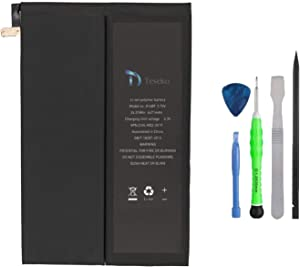 Replacement Battery for iPad Mini 2, Teseko Battery Kit with Repair Tools, Premium Battery Toolkit Set Compatible with A1489 A1490 A1491 A1599 A1600