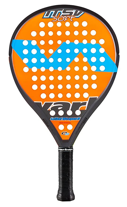 VARLION LW H Itsv Soft Pala de Tenis, Unisex Adulto