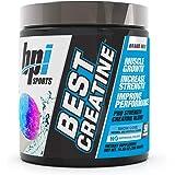 BPI Sports Best Creatine - Creatine Monohydrate, Himalayan Salt - strength, Pump, Endurance, Muscle Growth, Muscle Definition