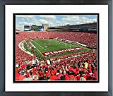 Camp Randall Stadium Wisconsin Badgers 2015 Photo (Size: 12.5'' x 15.5'') Framed