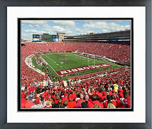 Camp Randall Stadium Wisconsin Badgers 2015 Photo (Size: 12.5