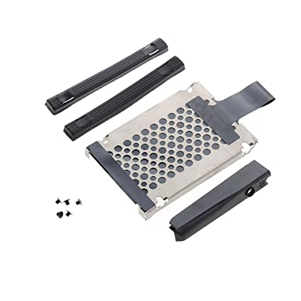 Hard disk driver cover rubber rails caddy screws for ibm thinkpad.