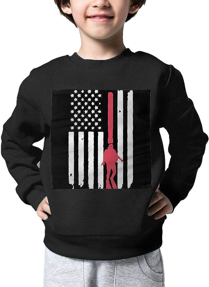 NJKM5MJ American Flag Scuba Diving Sweatpants Little Boys Athletic Pants