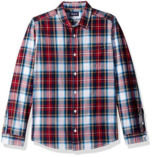 Plaid Boys Shirt - 2