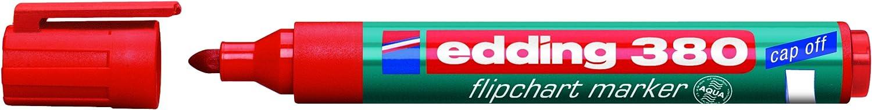Edding e-380 Lot de 10 Marqueurs /à Pointe ogive 1,5 /à 3 mm Bleu