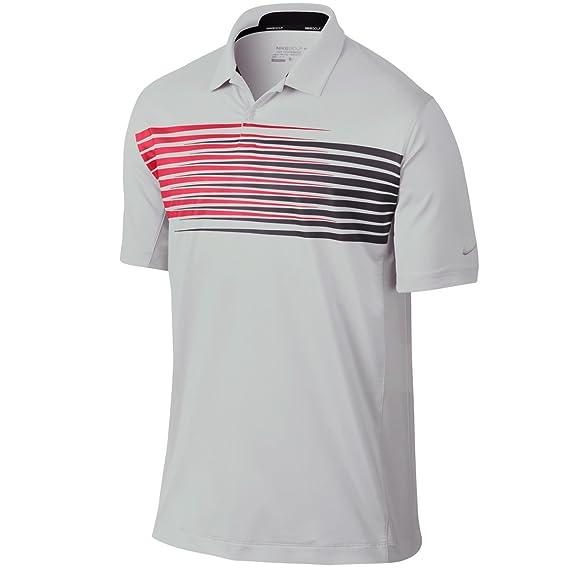 550751b3389 Nike Men s Innovation Season Stripe Polo-XX-Large-Lt Base Grey Lt ...