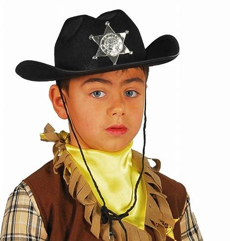 4618c59f51e4c Guirca grafoplas Disney Gorra de Sheriff de Fieltro para niño