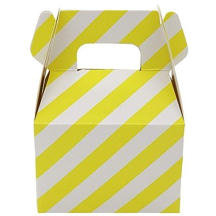 12 cajas de papel para caramelos, bolsa de regalo de ...
