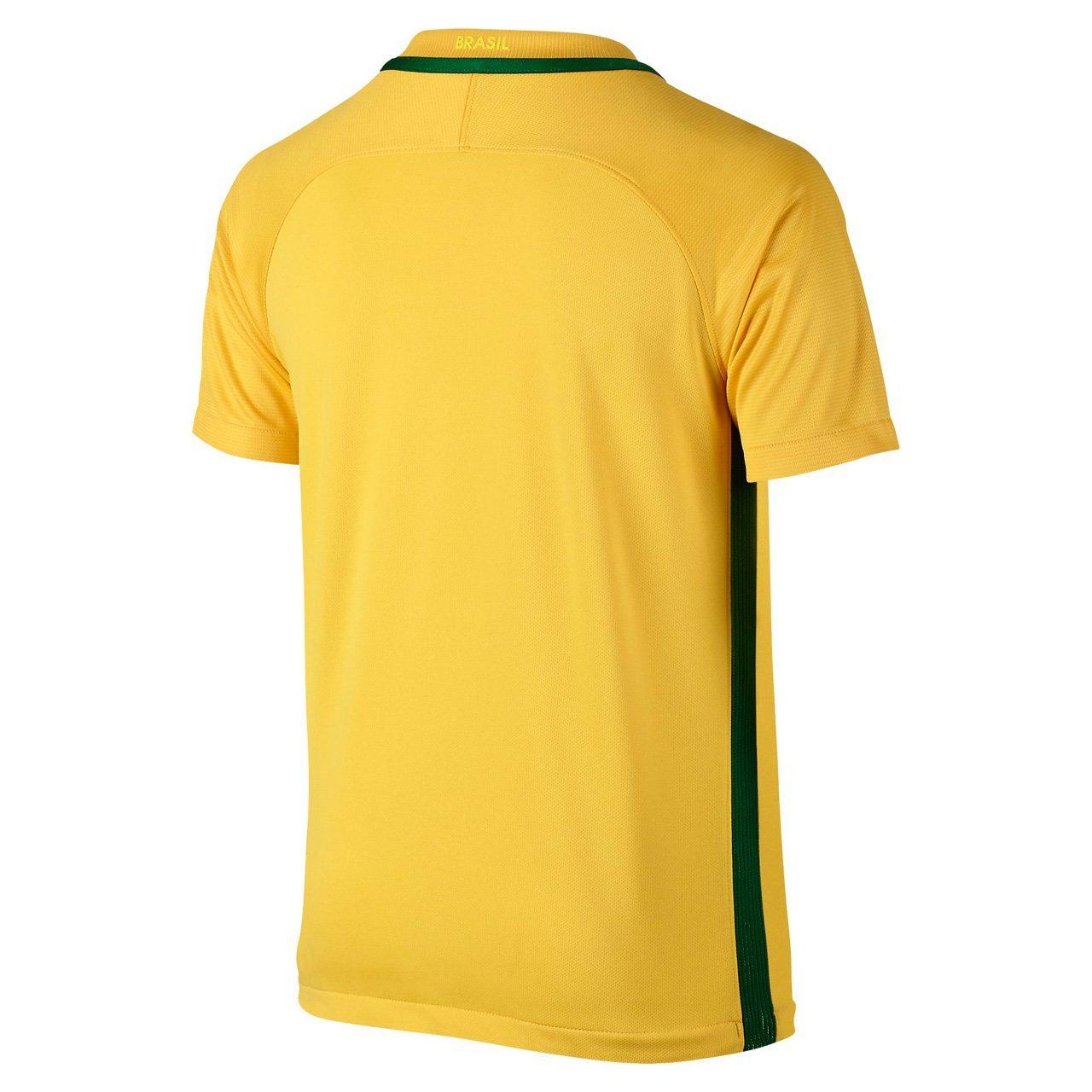 011459b2ed036 Nike CBF YTH SS AW Stadium JSY - Camiseta Oficial  Amazon.es  Zapatos y  complementos
