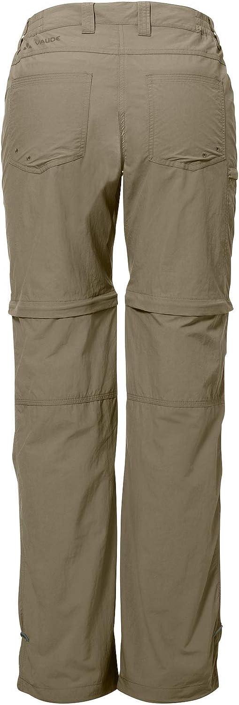 Pantalones para mujer Vaude Farley ZO Pants IV