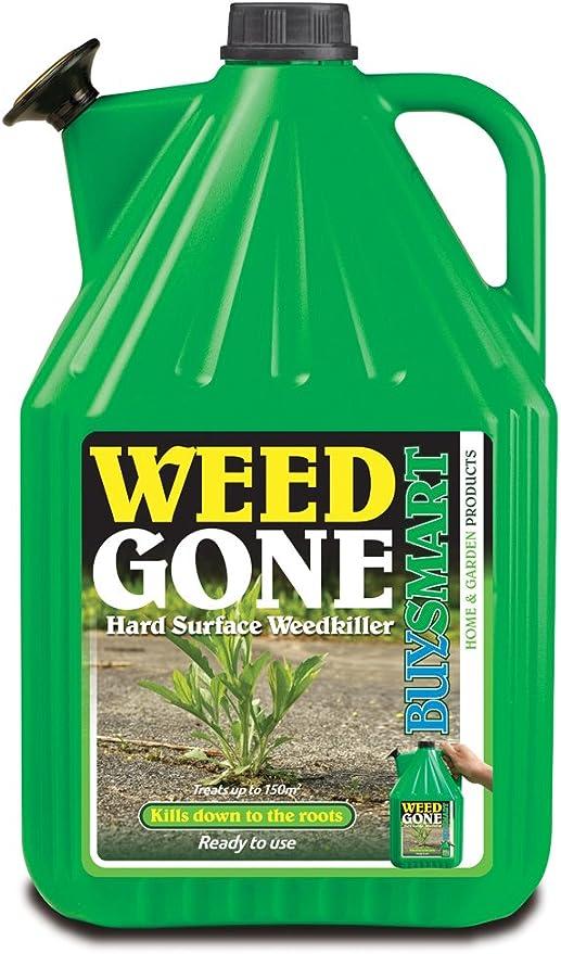 Buysmart Products - Herbicida para Control de malezas, Color Verde: Amazon.es: Jardín