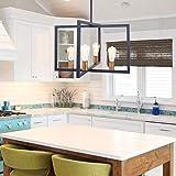 Lingkai Modern Kitchen Island Light 4-Light