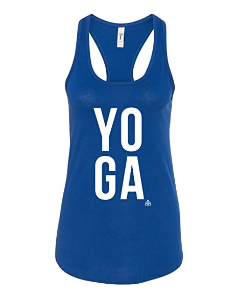 4192848e3e7 Amazon.com  Buff Buddha Yoga Tank Tops for Women
