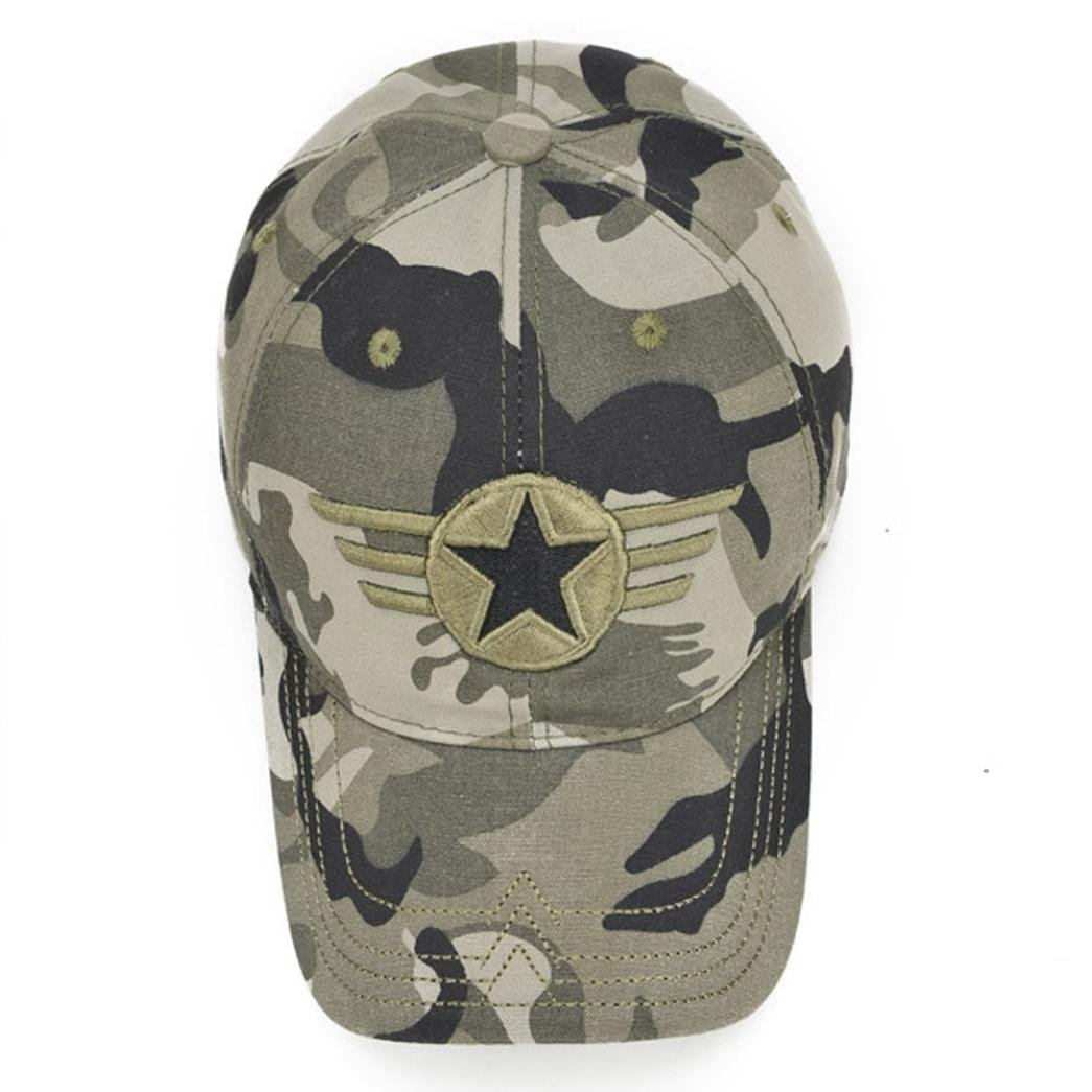 Fashion Women Adjustable Baseball Hat Embroidery Star Hip-Hop Cap Shade for Sport Running Hiking TM Baseball Cap Hat Adjustable,Colorful