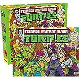 Aquarius Teenage Mutant Ninja Turtles 500 Piece Puzzle Jigsaw