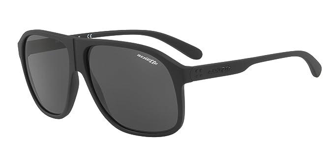 Arnette 0AN4243, Gafas de Sol para Hombre, Matte Black, 59 ...