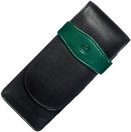 Pelikan 029989Q - Estuche, negro: Amazon.es: Oficina y papelería