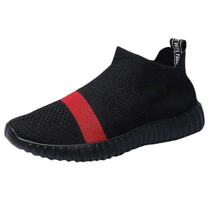 Zapatillas Deportivas de Mujer Zapatillas Cojín de Aire Zapatos Sneakers Zapatillas Mujer Running Casual Yoga Calzado Deportivo de Exterior de Mujer ...