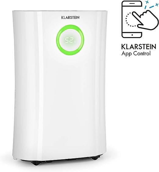 KLARSTEIN DryFy Pro Connect deshumidificador - Deshumidificador ...