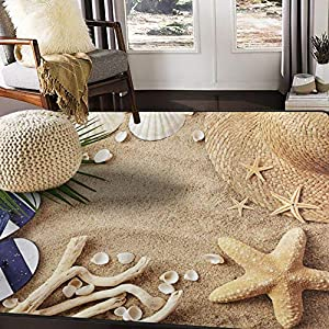 61fx53f4hDL._SS300_ Starfish Area Rugs For Sale