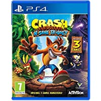 Crash Bandicoot N-Sane Trilogy by Activision for PlayStation 4