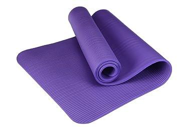 ZH DD Colchones De Ejercicio, Purple,Purple: Amazon.es: Deportes y aire libre