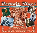 Detroit Blues 1938-1954
