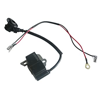 Northtiger Ignition Coil Module & Wire Fits STIHL TS410 TS420 Cut Off Saws  Spare Part