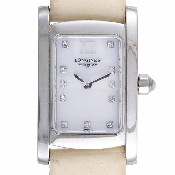 Longines Dolce Vita mujer de cuarzo reloj (Certificado) de segunda mano: Longines: Amazon.es: Relojes