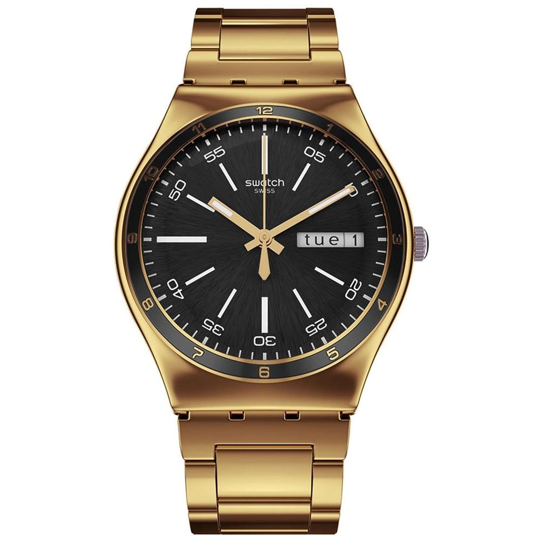 Swatch Unisex-Armbanduhr YGG705G