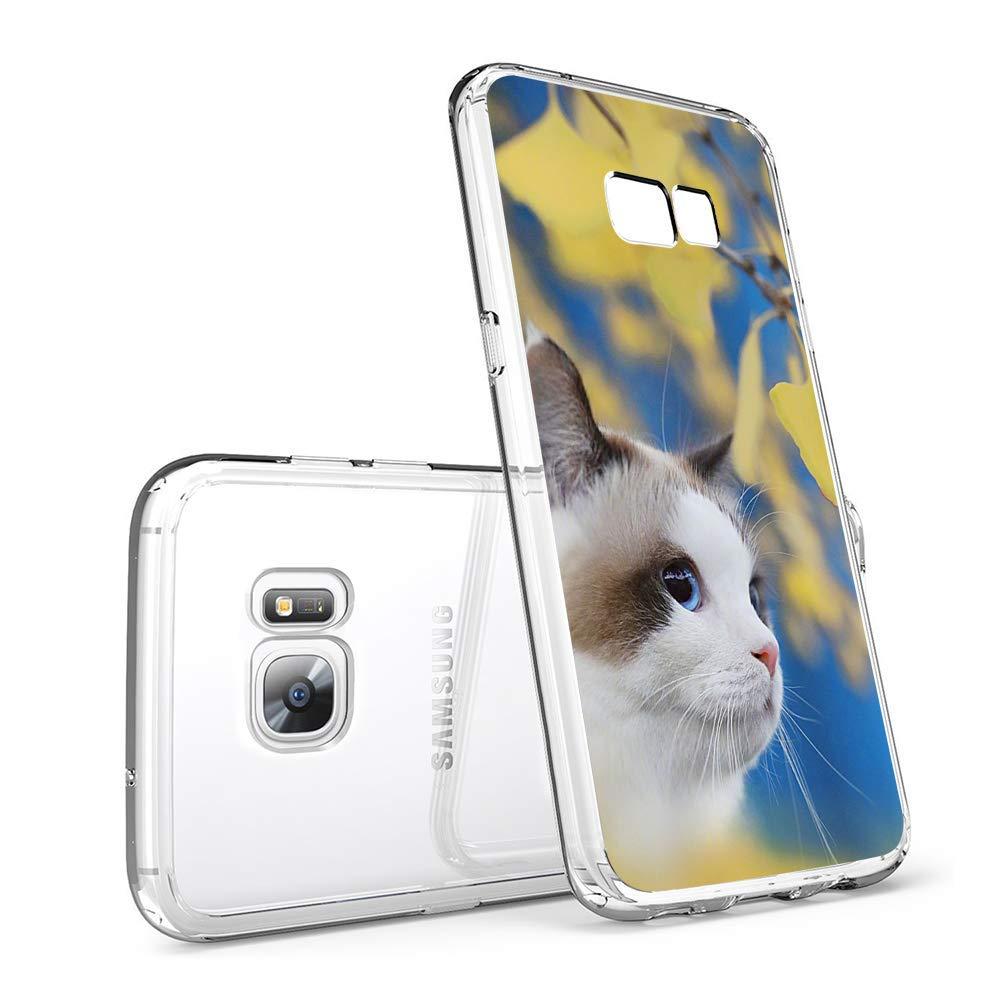 Amazon.com: Designed Cat Ginkgo Biloba Samsung Galaxy S7 ...
