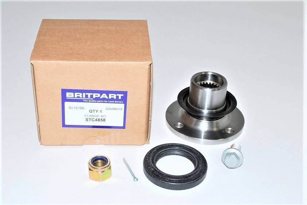 LAND ROVER DIFF FLANGE SQUARE KIT 24 SPLINE DEFENDER STC3722