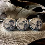 The Outlaw's Life Solid Cologne Trio: Cologne to smell like a Western adventure!