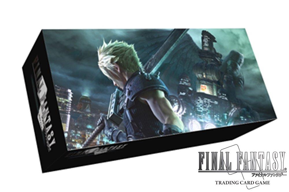 Square Enix Abysse Corp_ACCSQX021 FF - Caja de Madera de ...