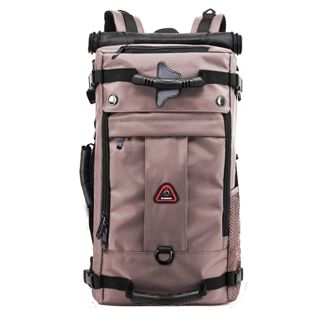 LQQ-BACKPACK Reiserucksack Wasserdicht Atmungsaktiv Trekking Wandern Bergsteigen Klettern Camping Rucksack für Männer Frauen (45L)