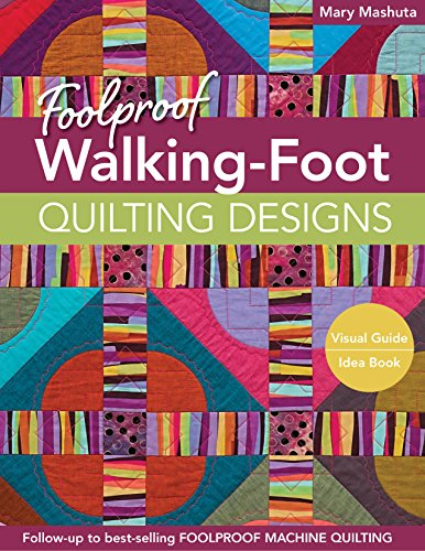 quilting with a walking foot - 4