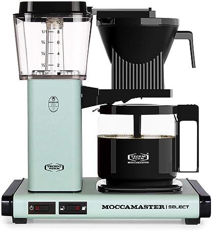 Moccamaster - Filtro para cafetera Color verde.: Amazon.es: Hogar