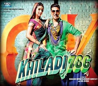 Amazon com: Khiladi 786 (Hindi Movie / Bollywood Film
