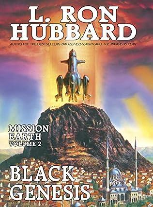 book cover of Black Genesis