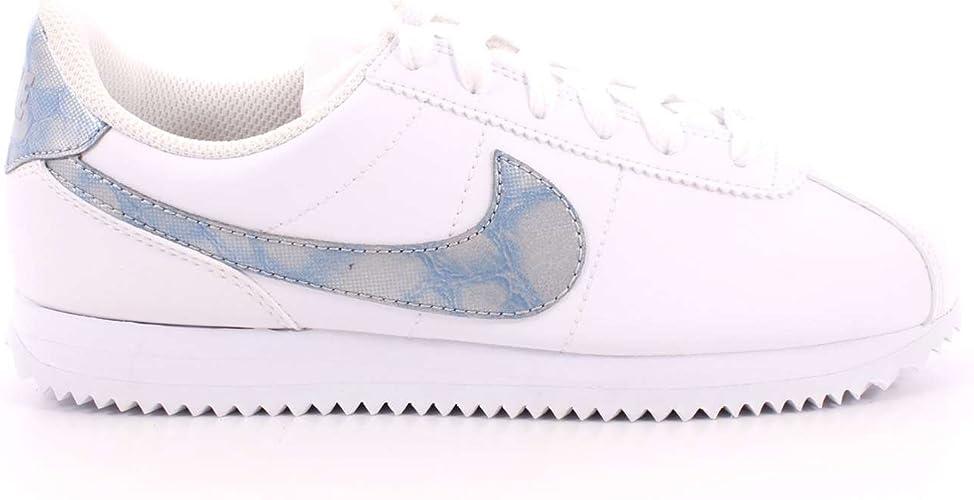 Nike Chaussures Cortez Basic SL (GS) BlancBleuBlanc Taille