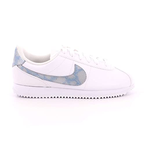 Zapatillas Nike Cortez Basic SL (GS) Blanco 37.5: Amazon.es