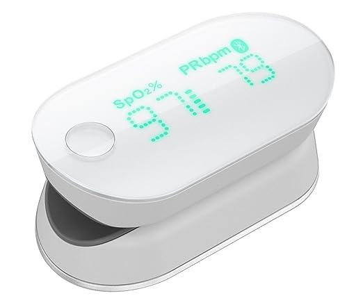 17 opinioni per iHEALTH PO3M Pulsossimetro Wireless da Dito