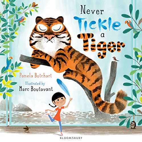 Never Tickle a Tiger