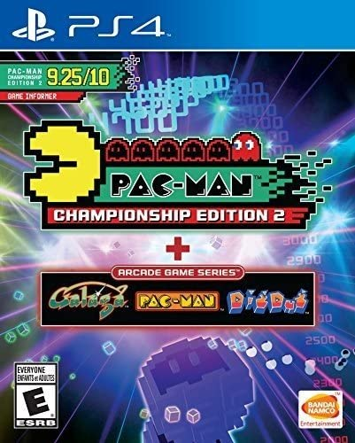 92661035677de8 Amazon.com  Pac-Man Championship Edition 2 + Arcade Game Series -  PlayStation 4  Pac-Man Championship Ed 2 + Ar  Video Games