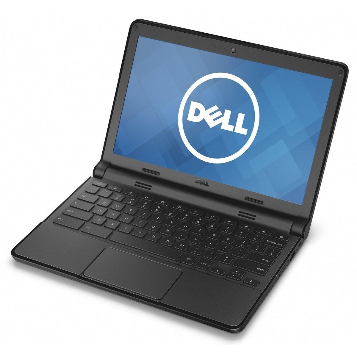 Dell 11-3120 Intel Celeron N2840 X2 2.16GHz 4GB 16GB SSD 11.6'',Black(Renewed)