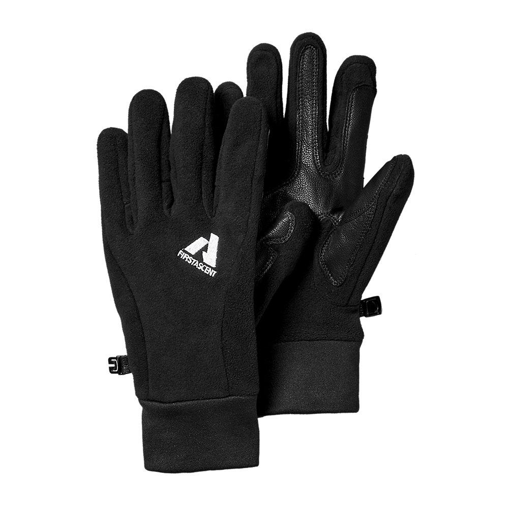 Eddie Bauer Mens Leather Palm Mountain Gloves